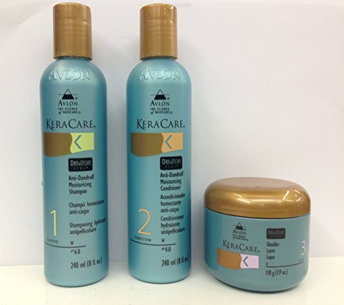 KeraCare Dry & Itchy Scalp Solutions
