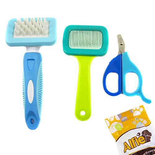 Alfie Pet - 3-Piece Pet Home Grooming Kit for Guinea Pig