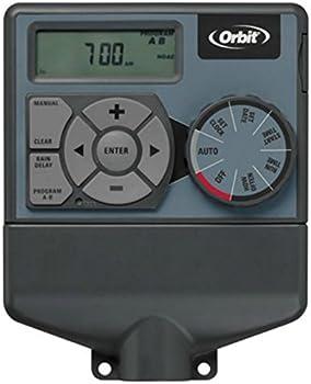 Orbit 6 Station Sprinkler Timer