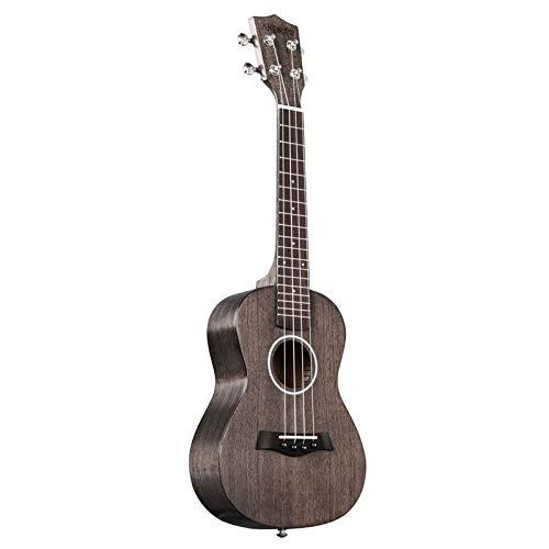 PNLD 23 Zoll Ukulele Konzert-Ukulele 4 Nylonsaiten-Gitarre Hawaiian Mahagoni Streichinstrumente Palisander-Griffbrett (Farbe : Style 3, Größe : 23 inches)