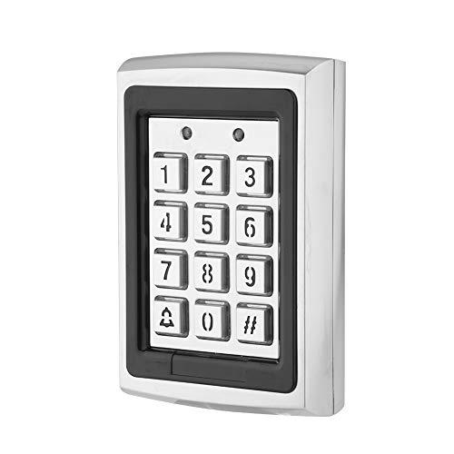 RFID-kaarttoegangscontroller, NIEUW RFID-lezertoegangstoetsenbord, RFID-kaartdeurtoegangscontroller, 1000 fit-ondersteuning voor thuis, op kantoor, in woningen en andere openbare plaatsen
