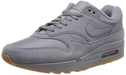 Nike Herren AIR MAX 1 Laufschuhe, Mehrfarbig (Cool Grey/Cool Grey/Cool Grey 005), 42 EU
