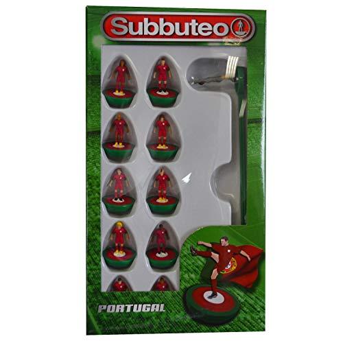 Megableu 678307 Subbuteo - Selección Portuguesa
