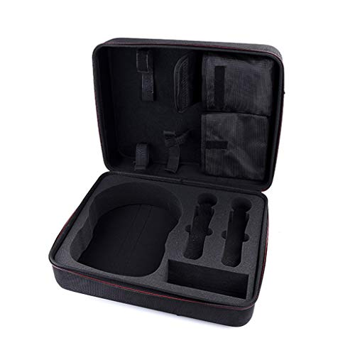 Acher Travel Carry Case for for PS4 PlayStation 4 VR Headset Hard Shell Storage Bag Virtual Reality Headset Anti-Press Suitcase