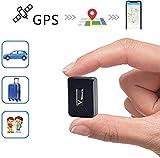 MUXAN GPS Tracker, TKSTAR Mini GPS Tracker con Forte Magnetico Trasmettitore GPS 1500mAh per Auto Vecchio Bambino
