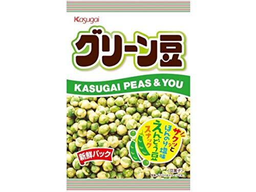 春日井製菓 グリーン豆 89g×12袋