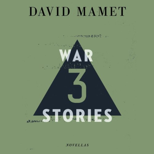 Three War Stories audiobook cover art
