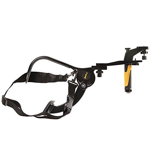 Ikan ELE-RECOIL-RLD Recoil Reloaded Camera Stabilizer (Black)