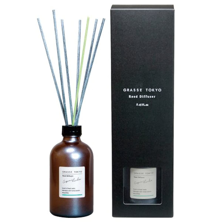 専門化する店主キャンパスグラーストウキョウ リードディフューザー Aqua herbs 250ml