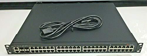 Brocade ICX6430-48 48-Port 10/100/1000BASE-T GIGABIT ETHERNET Network Switch