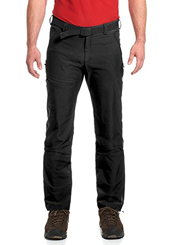 Maier Sports Naturno Light Pant Men Black Größe 58 2017 Hose Lang