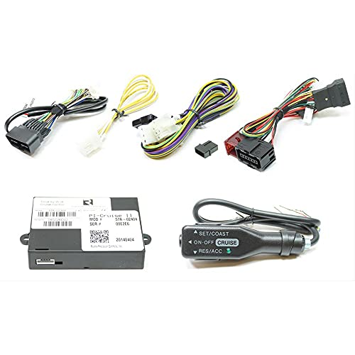 Rostra Complete Cruise Control Kit 250-9613