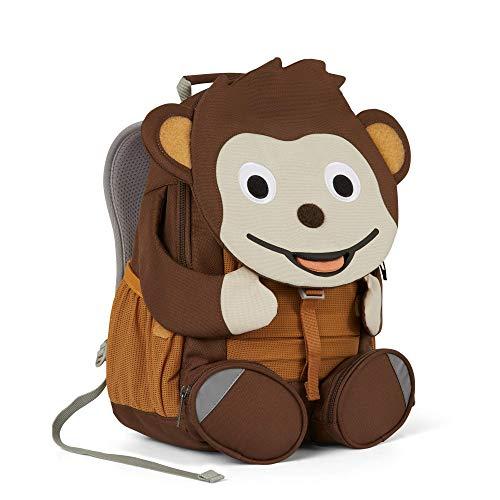 Affenzahn Kinderrucksack für 1-3 Jährige im Kindergarten - Affenzahn - Braun