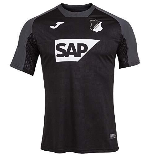 Joma TSG 1899 Hoffenheim Trikot 3rd 2019/2020 Herren schwarz/grau, L