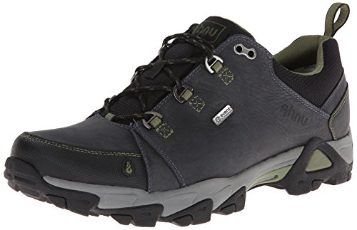 Ahnu Men's Coburn Low Lace-Up Fashion Sneaker,Castlerock,7 M US