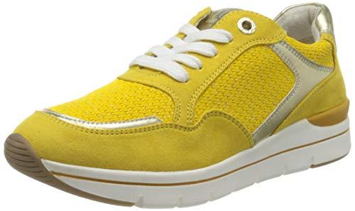 MARCO TOZZI 2-2-23716-24, Zapatillas Mujer, Amarillo Comb 614, 40 EU