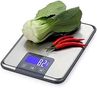 Báscula electrónica de equipaje Báscula digital 100g / 40kg Pantalla LCD Báscula de viaje manual de 88 libras para pesar peces