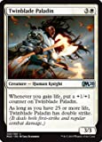 Magic: The Gathering - Twinblade Paladin - Planeswalker Deck Exclusive - Core Set 2020