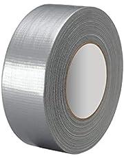 شريط قماش من اطلس باللون الفضي، 1 انش X25M (25 ملم)