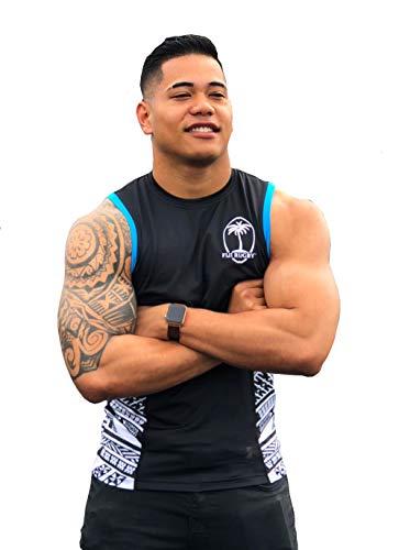 Fiji Rugby FRU Athletic Singlet