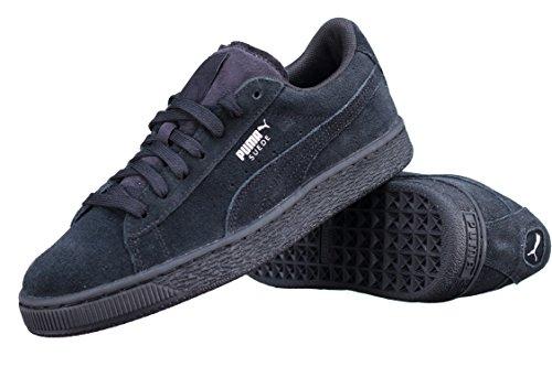Puma - 355110 Z, Sneaker Bambino, Nero (BLK.PUMASILV 52BLK.PUMASILV 52), 34
