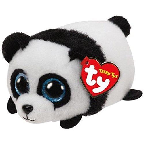 TY 42211 Puck Panda Plüschtier, Mehrfarbig