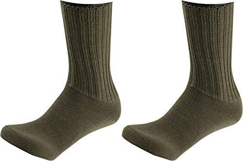 socksPur ORIGINAL BUNDESHEER SOCKE 1 PAAR (Gr. 42, olivgrün)