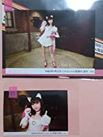 AKB48 2020 2/22 令和2年2月22日 にゃんにゃん仮面R2 誕生 千葉恵里 撮って出し 生写真 L版+2L版+台紙