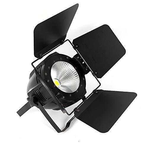 Foco LED 200 W, luz fría para escenarios, 2 en 1, foco...