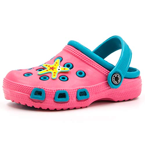 Zuecos Unisex Niños Sandalias Zapatos Niños Verano Chanclas Zuecos N
