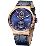 Automatic Watch FEICE Mens Mechanical Watches Analog Waterproof Wrist Watch Sapphire Sport Swimming Casual Dress Watches for Men -FM1405