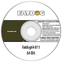 Fatdog64 Linux 811 (64Bit) - Bootable Linux Installation DVD