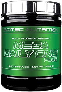 Scitec Nutrition Mega Daily One Plus Multivitaminas Y Minerales - 60 gr