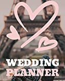 Wedding Planner: DIY checklist Small Wedding Book Binder Organizer Christmas Assistant Mother of the Bride Calendar Dates Gift Guide For The Bride
