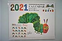 エリック・カールベストコレクション 2021年カレンダー CL-512