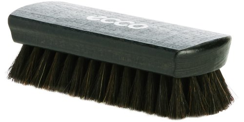 ECCO Men's Care Shoe Shine Brush, Black, 40 EU/5 M US