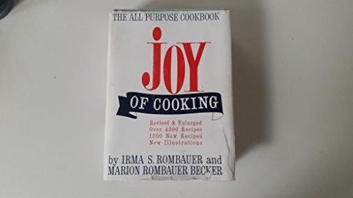 Joy of Cooking 1964 Ed