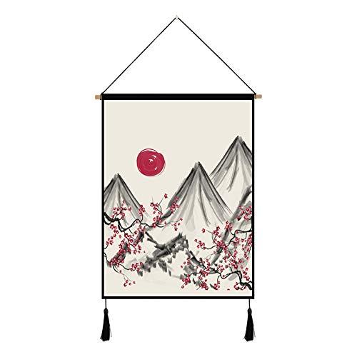 NPYANYAN wandbehang van stof om op te hangen aan de muur, voor slaapkamer, decoratie, voor het ophangen van vlag.