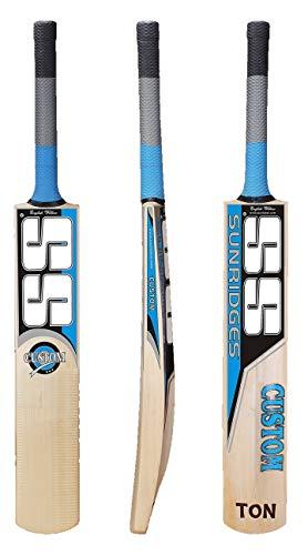 SS Custom English Willow Cricket Bat - SH