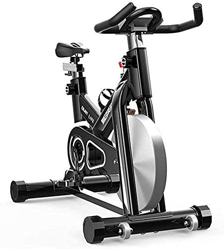 WGFGXQ Bicicleta de Ejercicio de Resistencia magnética, Gimnasio Ultra silencioso Bicicletas de Spinning para Interiores Bicicleta Bicicletas de Ejercicio para el hogar Bicicletas de Spinning Entre