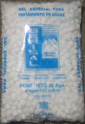 Sal Mineral Tableta 25 kg