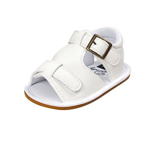 Bebé Niños Sandalias Zapato Zapatos Casuales Zapatilla Antideslizante Suela Suave Niño
