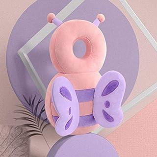 Protector para la cabeza del bebé para la cabeza de gateo Cojín de la almohadilla de seguridad Mochila ajustable Protección para la espalda del bebé durante 8-24 meses Bebés que caminan gateando