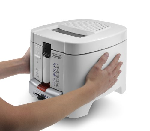 Delonghi F13235 Deep Fryer with Total Clean System - 3
