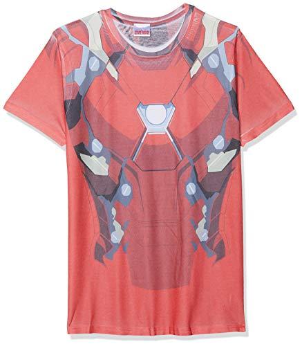 CID mannen burgeroorlog - gesublimeerde Iron Man pak kostuum T-Shirt