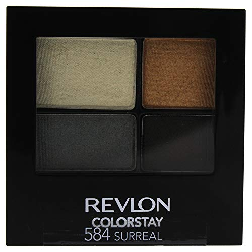 Revlon Colorstay 16H Eyeshadow Quad 584 Surreal 500 g