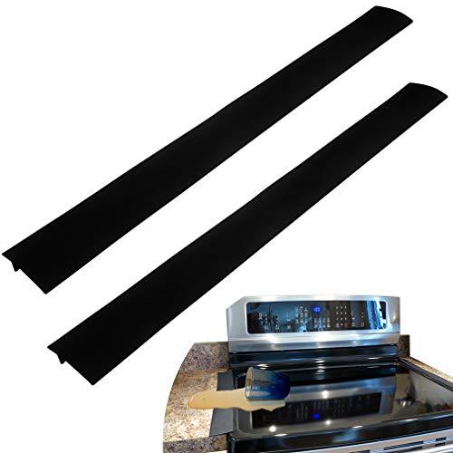 Evelots Stove Counter Gap Filler-Spill/Crump Guard-Heat Resistant-21...