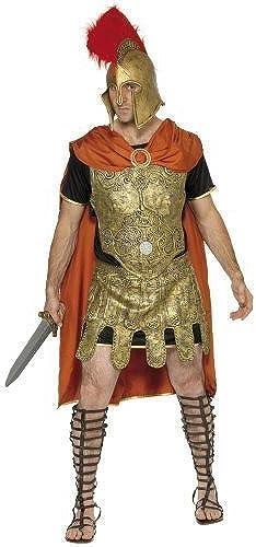 Warrior gladiateur romain Motif soldat pour homme chasse historiques de dieu grec Myth Hero Legend méchant Fancy me DéguiseHommest