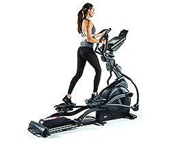 Elliptical vs. Treadmill: SOLE Fitness E35 Elliptical Machine