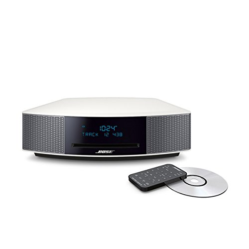 Bose Wave Music System IV arktis Weiß